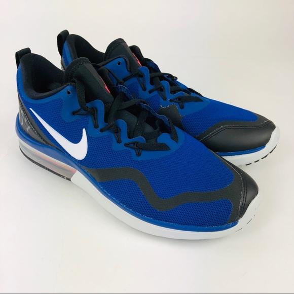 Nike Air Max Fury Running Shoe AA5740 402 Blue 7.5 NWT